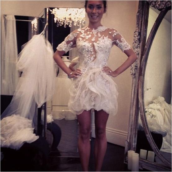 Sydney Wedding Blogger J Aton Couture