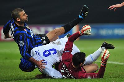Inter Milan 1 - 2 CSKA Moscow (3)