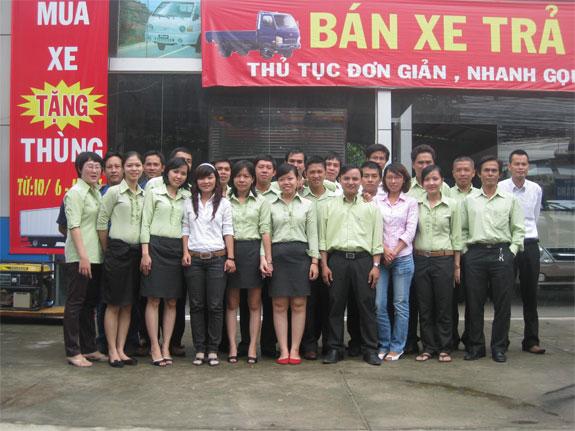 Hyundai Trường Chinh: đại lý xe hyundai uỷ quyền chính tại Việt Nam