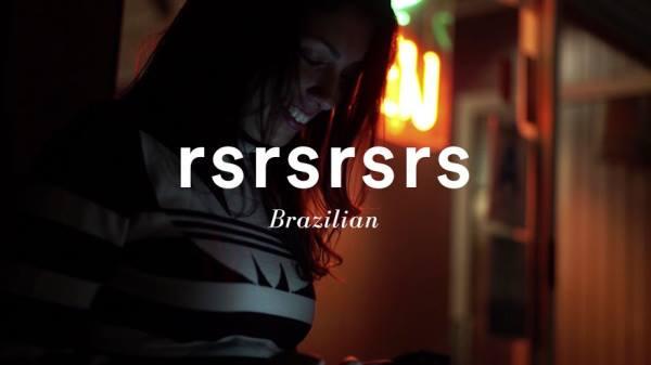 Ketawanya Orang Brasil