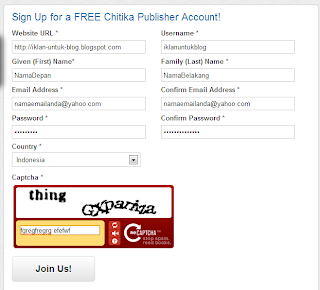 Iklan Chitika, Alternatif Selain Google Adsense