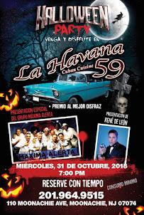 Maxima Alerta @ La Havana 59
