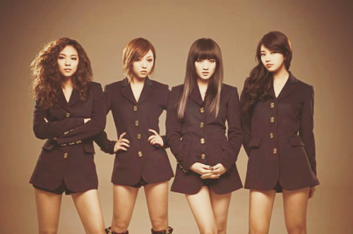 Miss A Group Picture
