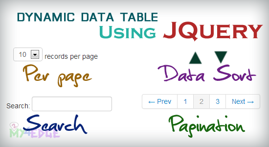dyanamic-data-table-using-Jquery