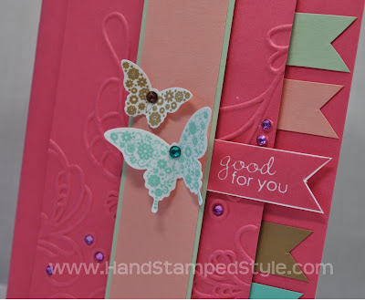 Stampin' Up! Papillon Potpourri Sketch Book