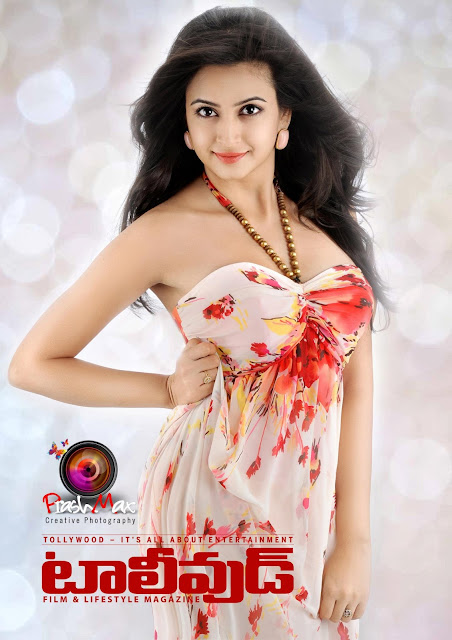 Kriti Kharbanda Hot photo shoot tollywood magazine