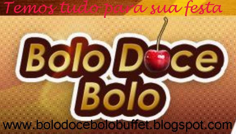 BOLO DOCE BOLO