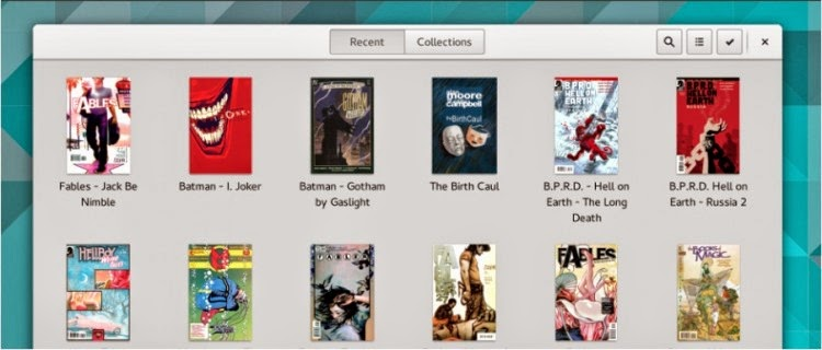gnome 3.16 buku app