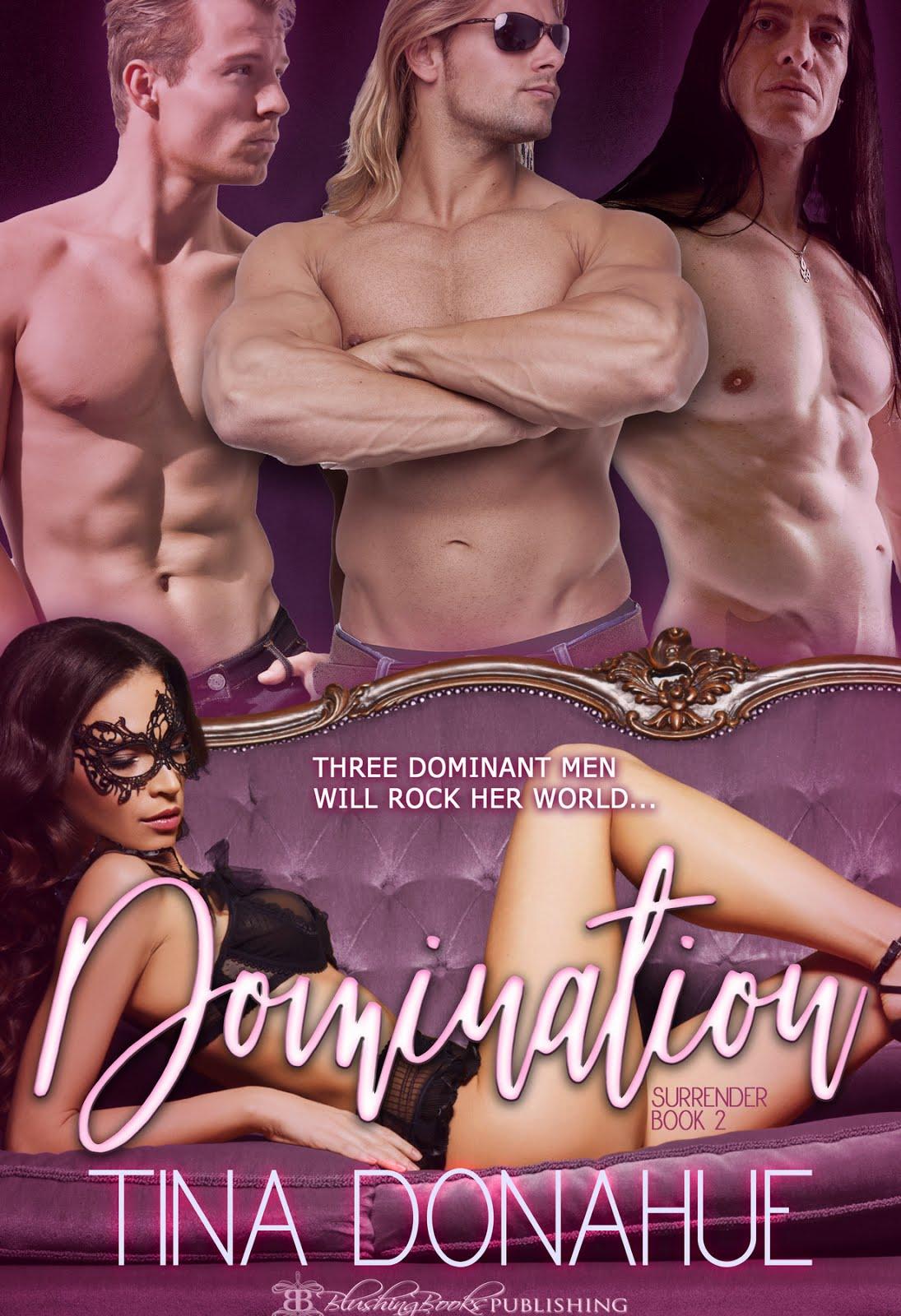 Domination (Surrender book 2)