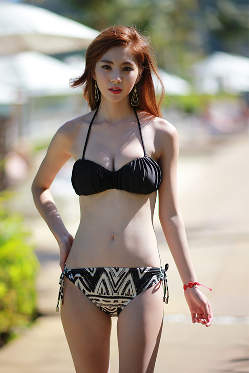 Chae Eun - Summer Girl