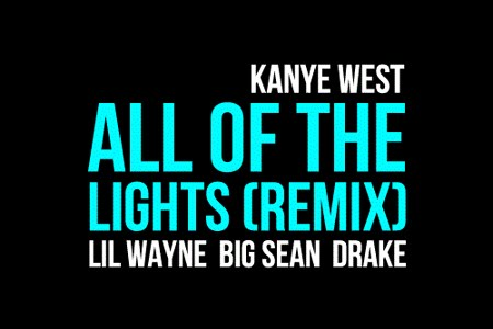 kanye west all of the lights. kanye west all of the lights
