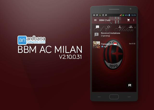 BBM AC Milan - Ardhana Network