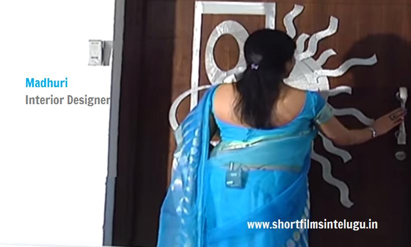 Madhuri Interior Designer Interview Pics