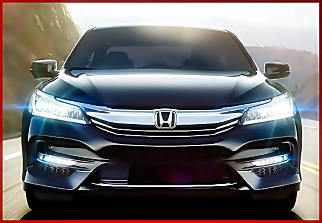 2018 Honda Accord Interior, Exterior & Specifications - Accord Release