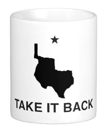 Take It Back - Republic of Texas Mug