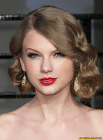 Taylor Swift Vanity Fair Oscar Party in West Hollywood