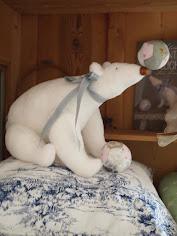 Ľadový medveď Tilda