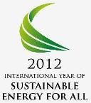 """2012 - anno internazionale dell'Energia sostenibile"""""""
