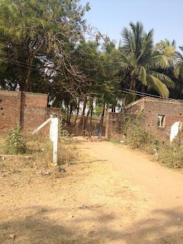 Entrance to Grace English Medium School