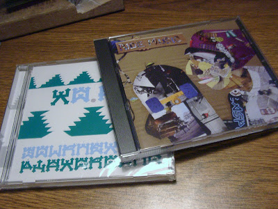 V.A./RIDE MUSICとYO.AN/JOURNEY AND PLAYGROUND