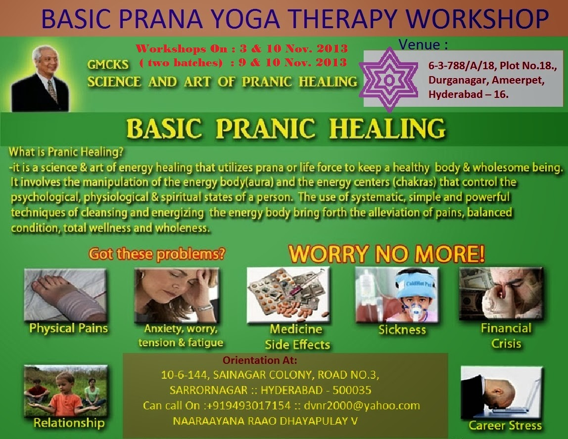 10 Best Pranic Healing Centres In Hyderabad picture
