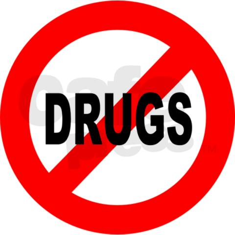 say no to drugs speech