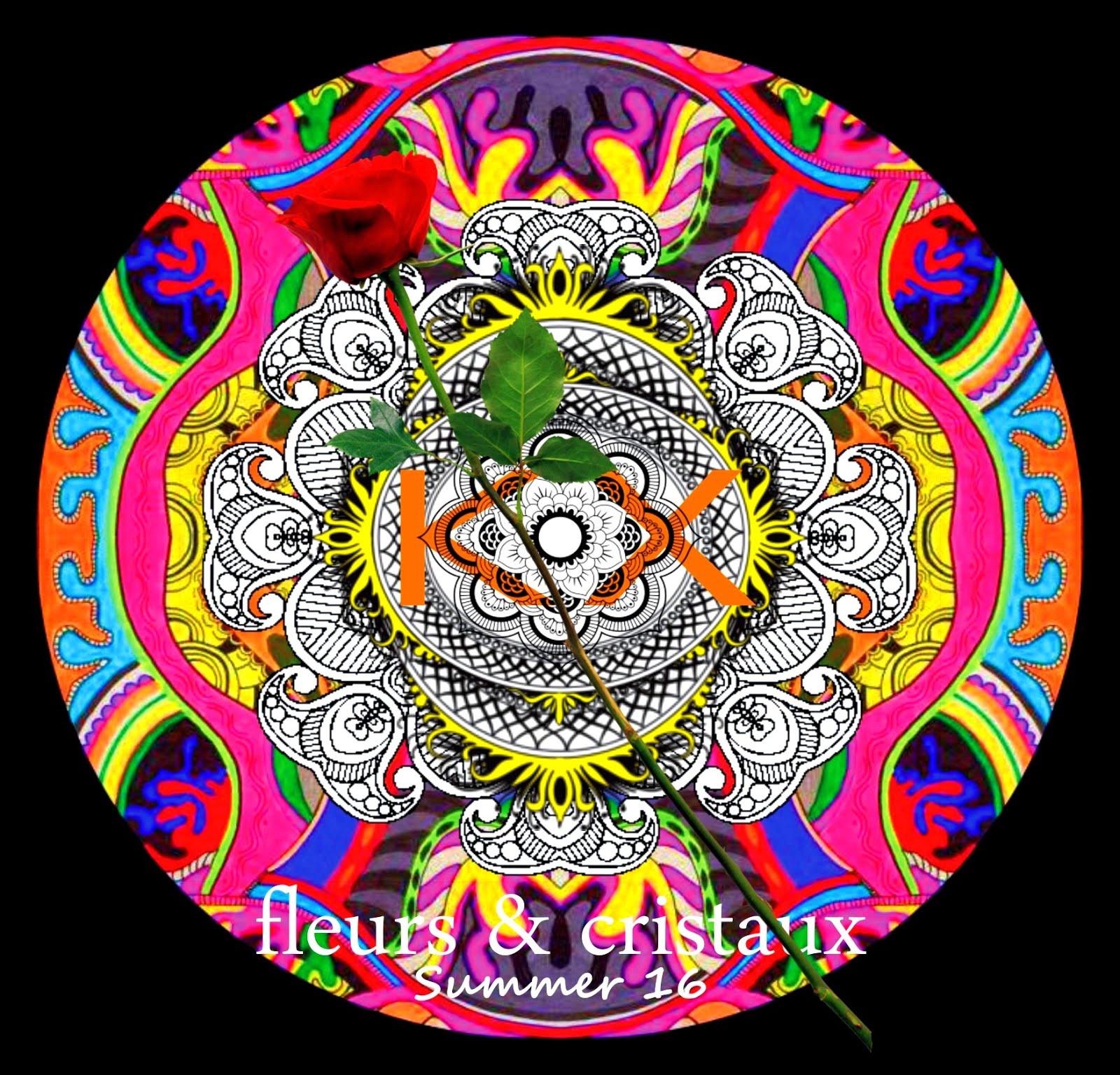 fleurs & cristauxs