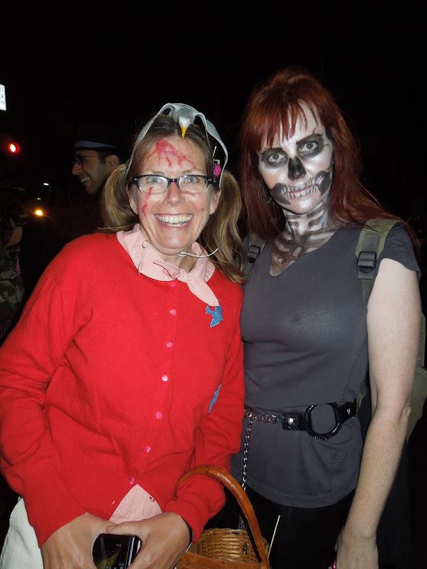 West Hollywood Halloween Carnaval 2012