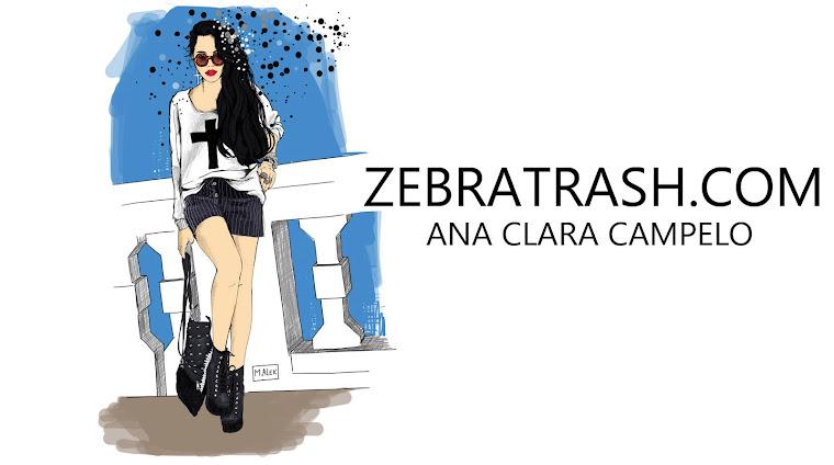 Zebra Trash - Clara Campelo