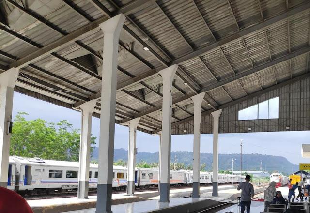 Stasiun Ketapang Banyuwangi Melayani Tes GeNose C19, Ini Persyaratannya