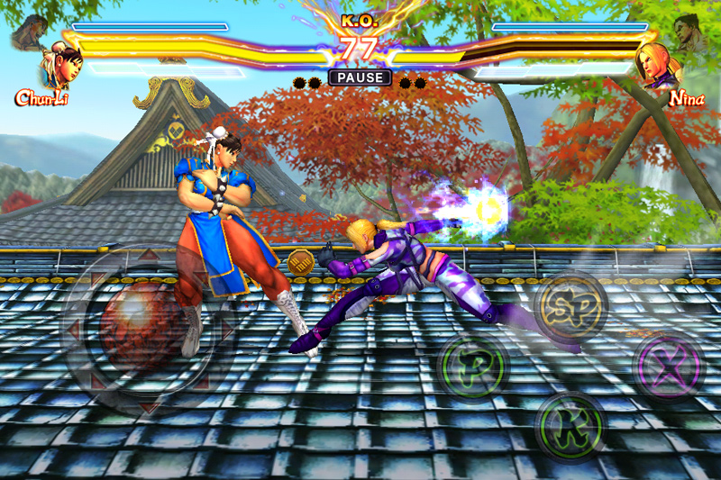 Street Fighter Tekken iOS