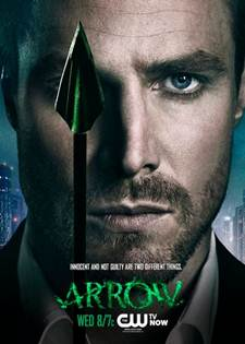 Arrow – 1ª Temporada – Dublado / Legendado