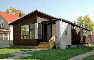 Arsitektur Rumah Minimalis Bergaya Eropa, Sederhana Tetapi Elegan