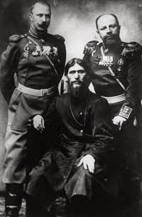 Rasputin Biography - Friend of the Imperial Family