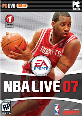 Download NBA Live 2007 RIP PC Game img 2