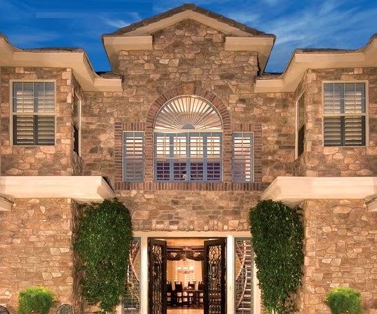 fachadas de piedra dise os de casas con fachadas de piedra