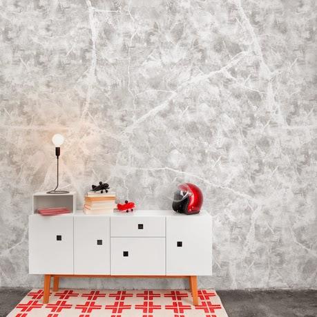 Bb the countrybaby blog 5 ideas para decorar las paredes - Papel pintado para decorar paredes ...