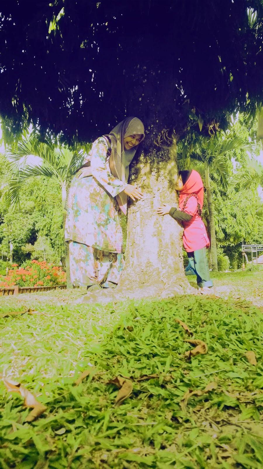 Photoshoot di Taman Jubli