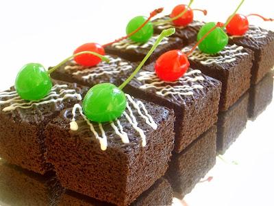 Cara Membuat Kue Brownies Kukus Lembut dan Nikmat