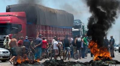 Governo endurece multas Para os caminhoneiros e sanções.