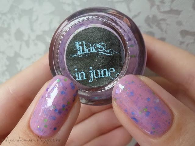 WingDust Lilacs in June