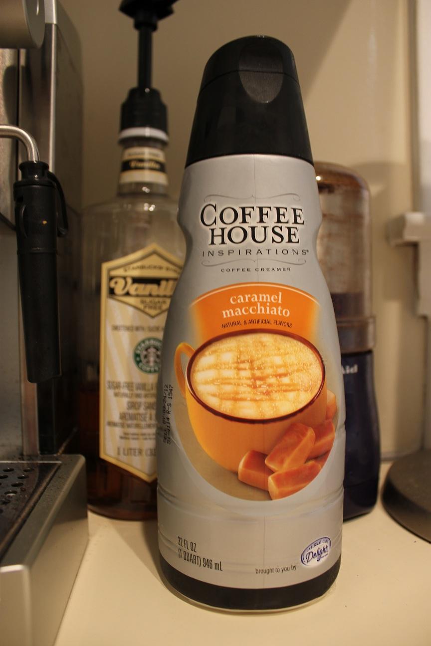*The Handcrafted Life*: Lower Calorie Swap: Homemade Caramel Macchiato