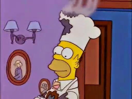 Homero Golpea a Burns, Homero reemplaza a Smithers, Homero Smithers
