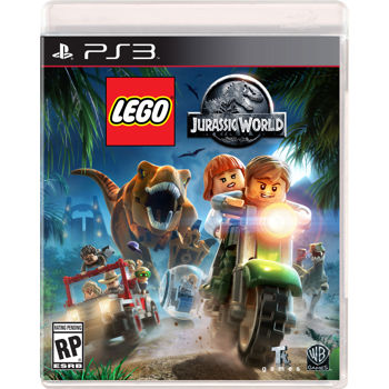 descargar LEGO Jurassic World  para playstation 3 full iso español pal nts