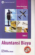 toko buku rahma: buku akuntansi biaya, pengarang firdaus ahmad dunia, penerbit salemba empat