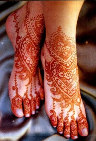 Henna Facts - Henna Designs