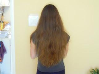Stan moich włosów - Zapoznanie cz.2