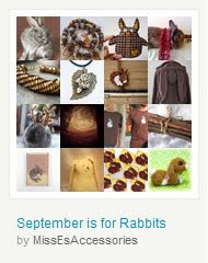 September is for Rabbits