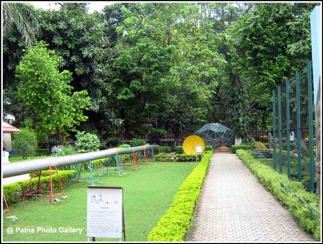 Sri Krishna Science Centre Science Garden