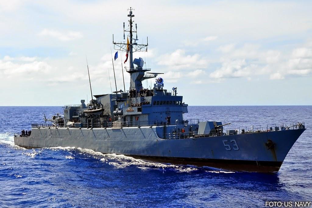 ARC Antioquia Armada Colombia